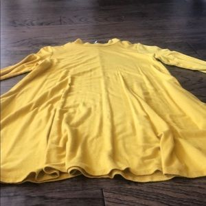 Other - Mock Neck Tunic Big Girls. Boutique Brand M